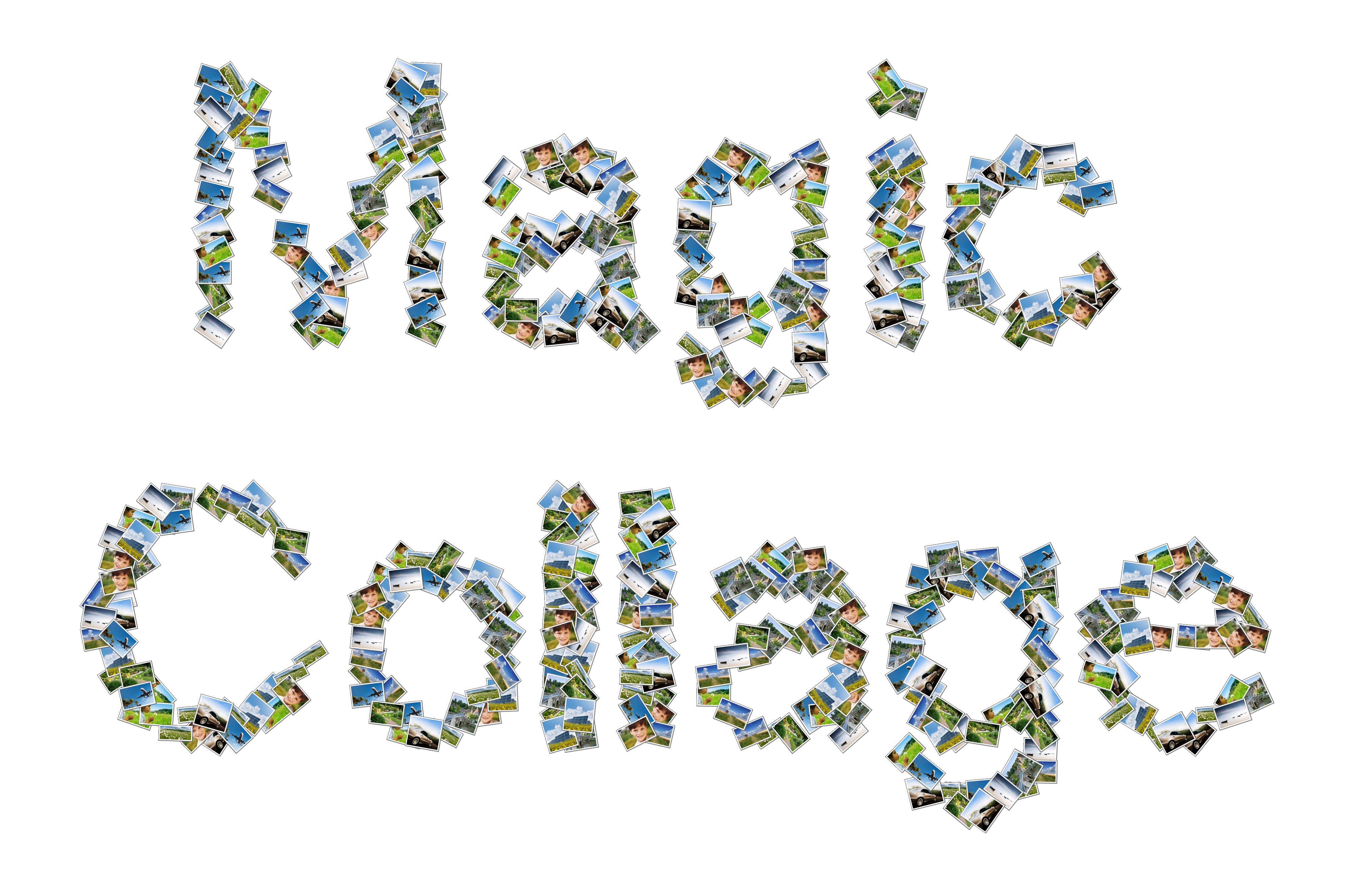 Magic Collage Screenshot
